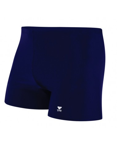 Men's TYReco Solid Square Leg Swimsuit