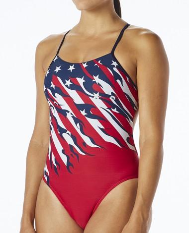 TYR Women's Allegiance Cutoutfit Swimsuit