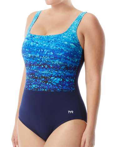 TYR Women's Arctic Scoop Neck Controlfit