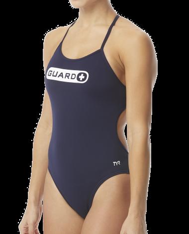 TYR Guard Women's Crosscutfit Tieback Swimsuit