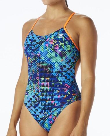 TYR Women's Machu Cutoutfit Swimsuit