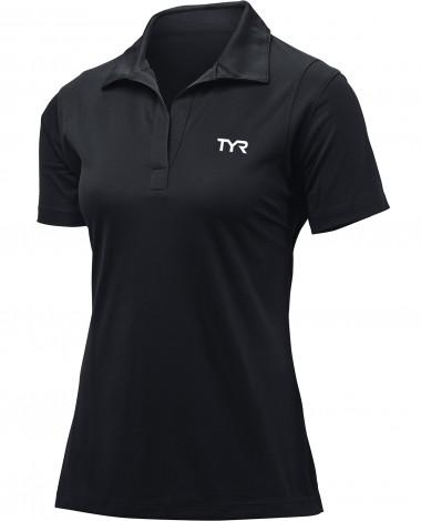 TYR Women's Plus Alliance Tech Polo