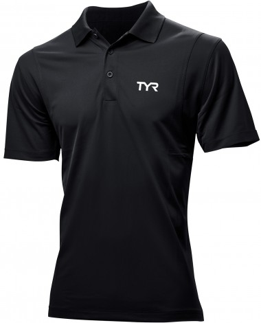 TYR Men's Plus Alliance Tech Polo