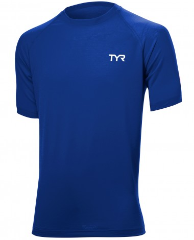 TYR Men's Plus Alliance Tech Tee