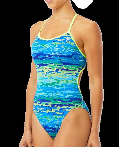 TYR Women's Serenity Trinityfit Swimsuit