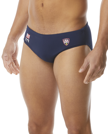 USA Water Polo ODP Men's Breakaway Water Polo Racer