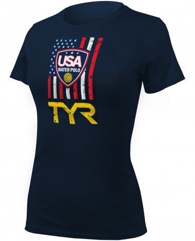 2-3 Required USA Water Polo Women's 2018 Graphic Tee