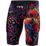 TYR Men's Avictor Venom Jammer Swimsuit