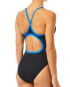 TYR Women's Hexa Diamondfit Swimsuit - Blk/Blue