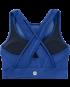 Solid Chloe Top - Marine Blue
