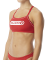 TYR Guard Women's Diamondfit Top - Red