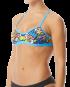 TYR Women's Astratto Mojave Tieback Top - Blue/Multi