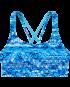 Sundrata Jojo Top - Turquoise