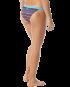 TYR Women's Morocco Tropix Bikini Bottom  - Multi