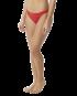 TYR Guard Women's Classic Bikini Bottom - Red