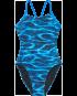 TYR Girls' Lambent Cutoutfit Swimsuit