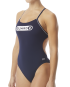TYR Guard Women's Cutoutfit Swimsuit  - Navy