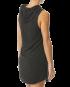 Kora Hooded Dress - Black