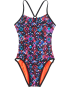 TYR Girls' Meso Mojave Cutoutfit Swimsuit