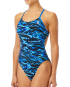 Women's Miramar Cutoutfit Swimsuit - Blue