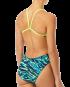 Women's Miramar Cutoutfit Swimsuit - Blue/Green