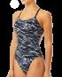 Women's Miramar Cutoutfit Swimsuit - Titanium