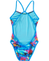TYR Girls' Synthesis Mojave Cutoutfit Swimsuit