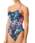 TYR Pink Women's Penello Cutoutfit Swimsuit