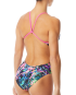TYR Pink Women's Penello Cutoutfit Swimsuit  - Multi