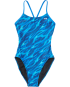 TYR Girls' Reaper Cutoutfit Swimsuit