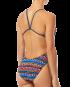 TYR Women's Santa Fe Cutoutfit Swimsuit - Black/Multi