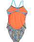 TYR Girls' Zazu Cutoutfit Swimsuit