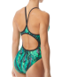 TYR Women's Brandello Diamondfit Swimsuit  - Green