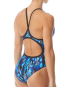 TYR Women's Brandello Diamondfit Swimsuit  - Blue