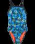 TYR Girls' Azoic Diamondfit Swimsuit