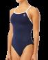 TYR Women's Hexa Diamondfit Swimsuit - Navy/White