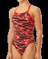 Women's Miramar Diamondfit Swimsuit - Red