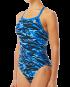 Women's Miramar Diamondfit Swimsuit - Blue