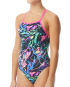 TYR Pink Women's Penello Diamondfit Swimsuit  - Multi