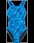 TYR Girls' Reaper Diamondfit Swimsuit