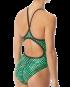 TYR Women's Swarm Diamondfit Swimsuit - Green