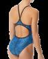 TYR Women's Swarm Diamondfit Swimsuit - Blue