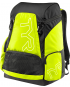 TYR Alliance 45L Backpack - Fl. Yellow/Black - Front