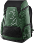 TYR Alliance 45L Backpack - Green Team Carbon Print