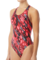 TYR Women's Brandello Maxfit Swimsuit   - Red
