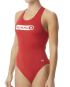 TYR Guard Women's Maxfit Swimsuit  - Red