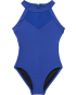 Solid Eva One Piece - Marine Blue