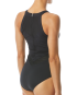 Solid Eva One Piece - Black