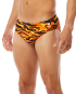 TYR Men's Miramar Racer - Black/Orange