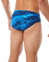 TYR MEN'S PLEXUS HERO RACER SWIMSUIT - Blue